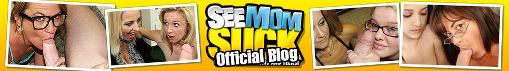 SeeMomSuck  - Step Mom Blowjobs